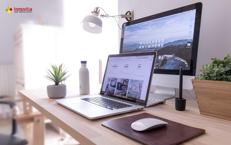 Descubre las ventajas de la página web de inmovilla