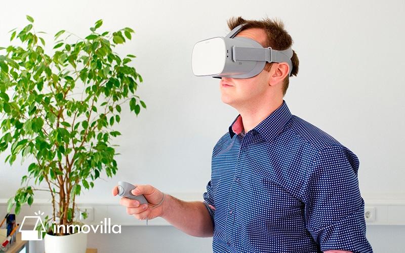 Realidad virtual inmobiliaria: que es y ventajas.